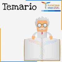 C.- Temario
